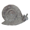 UMA Enterprises 10-in H Snail Garden Statue
