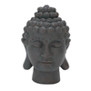 UMA Enterprises 12-in H Buddha Head Garden Statue