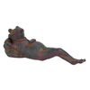 Woodland Imports 5-in H Outdoor Napping Frog Garden Statue