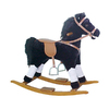 Alexander Taron Taron Pinto Plush Rocking Horse with Sound Effects