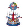 Alexander Taron Taron Tin Globe Planes Carousel Statue