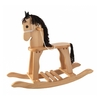 KidKraft Natural Derby Rocking Horse