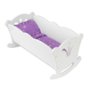 KidKraft White Lil Doll Cradle