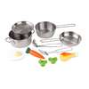 KidKraft Deluxe Cookware Play Set