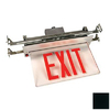 Nicor Lighting Red LED Hardwired Exit Light