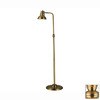 Gen-Lite 47-in Warm Gold Floor Lamp