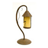 Creative Creations 24-in Metal Plug-in Outdoor Table Lamp