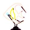 Neonetics 12-in Animal Light