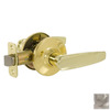 The Delaney Company Callan Satin Nickel Keyed Entry Door Lever