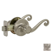 The Delaney Company Callan Satin Nickel Right-Handed Keyed Entry Door Lever