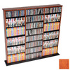 Prepac Furniture Cherry Multimedia Storage Unit