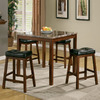 Homelegance Achillea Cherry Dining Set