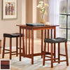 Homelegance Scottsdale Cherry Dining Set