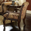 Homelegance Lambeth Warm Cherry Accent Chair