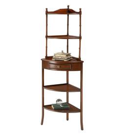 Butler Specialty Plantation 58.5-in 4-Shelf Bookcase