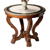 Butler Specialty Heritage Stone Round End Table