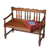 Butler Specialty Old World Cherry Indoor Accent Bench