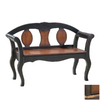 Butler Specialty Artists-ft Originals Cafe Noir Indoor Entryway Bench