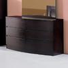 BH Design Maya Espresso 6-Drawer Dresser