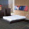 BH Design Zen Espresso Full Platform Bed