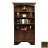 Eagle Industries American Premiere European Coffee 79.25-in 3-Shelf Bookcase