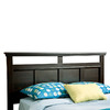 South Shore Furniture Versa Ebony Full/Queen Headboard