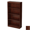 South Shore Furniture Royal Cherry 58-in 4-Shelf Bookcase