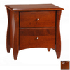 Night & Day Furniture Spices Cherry Nightstand
