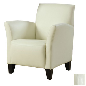 Monarch Specialties Ivory Accent Chair