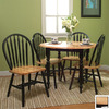 TMS Furniture Black Dining Set