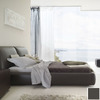 Rossetto USA Pavo Brown King Platform Bed
