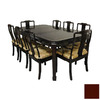 Oriental Furniture Rosewood Dining Set