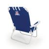 Picnic Time NCAA Arizona Wildcats Steel Beach Chair