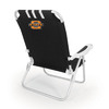 Picnic Time Black NCAA Oklahoma State Cowboys Steel Folding Beach Chair