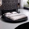 TOSH Furniture Black King Platform Bed