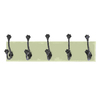 UMA Enterprises 5-Hook Mounted Coat Rack