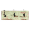 Woodland Imports 3-Hook Mounted Coat Rack