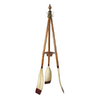 Authentic Models Oxford Varsity French 4-Hook Coat Stand