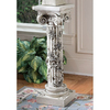 Design Toscano Faux Stone Square End Table