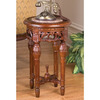 Design Toscano Round End Table