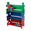 KidKraft Multicolor 37-1/2-in 3-Shelf Bookcase