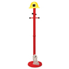 KidKraft Firefighter Red 4-Hook Coat Stand