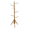 Bamboo 54 8-Hook Coat Stand