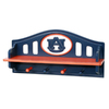 Fan Creations Auburn University 4-Hook Mounted Coat Rack