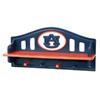 Fan Creations Auburn University 4-Hook Mounted Coat Rack