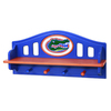 Fan Creations University of  Florida 4-Hook Mounted Coat Rack