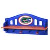 Fan Creations University of  Florida 4-Hook Mounted Coat Rack