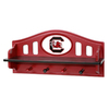 Fan Creations University of  South Carolina 4-Hook Mounted Coat Rack