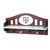Fan Creations Texas A&M 4-Hook Mounted Coat Rack