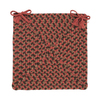 Colonial Mills Tiburon Rusted Rose Chair Cushion